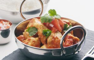 Balti Chicken dish