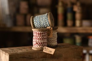 Haberdashery Location photography