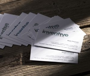 Design Agency Business cards