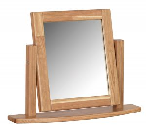 Dressing table freestanding mirror