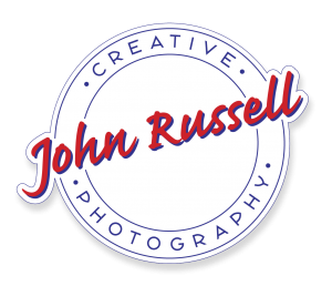 John Russell Photography Creative Logo