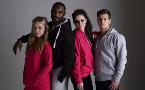 Promotional Products fashion shoot