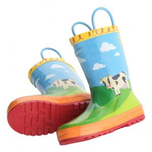 Pair of Child Wellie boots
